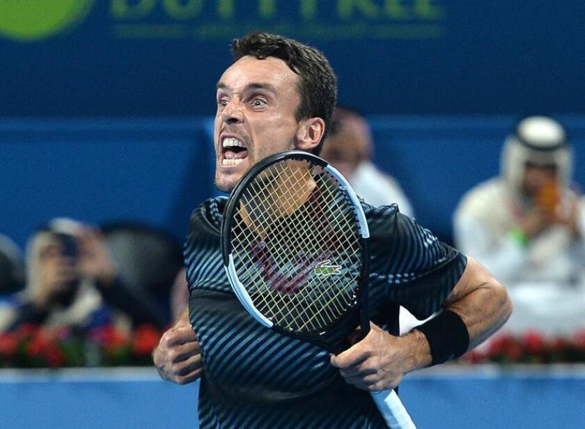 El tenista español Roberto Bautista Agut. EFE/Archivo