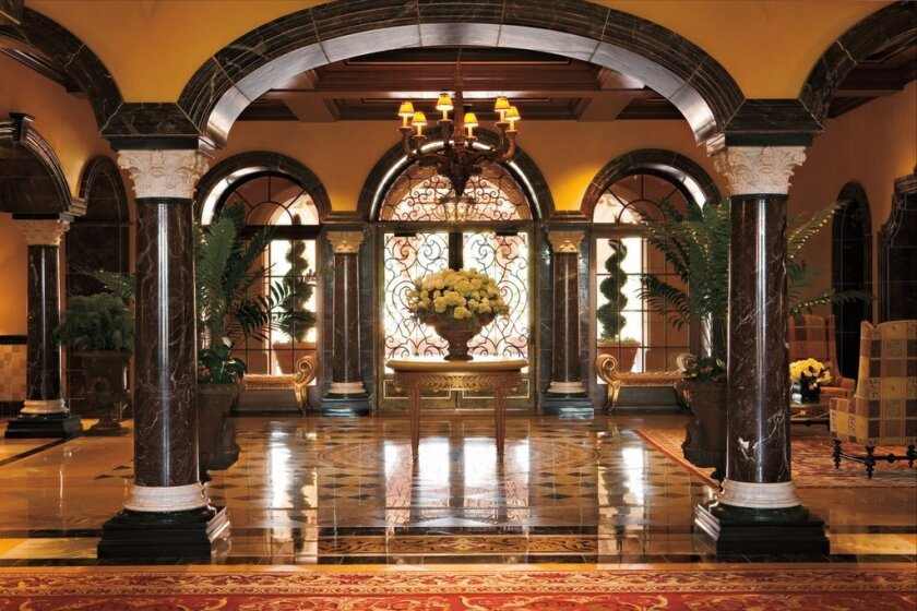 TripAdvisor reviewers say The Grand Del Mar is the top hotel in the country.