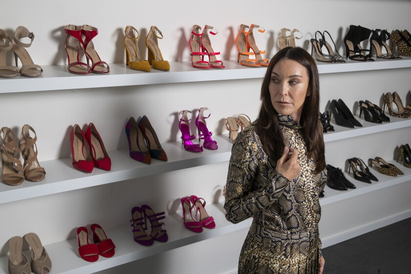 Tamara Mellon, who co-founded luxe footwear brand Jimmy Choo, has plans to continue expanding her namesake brand.