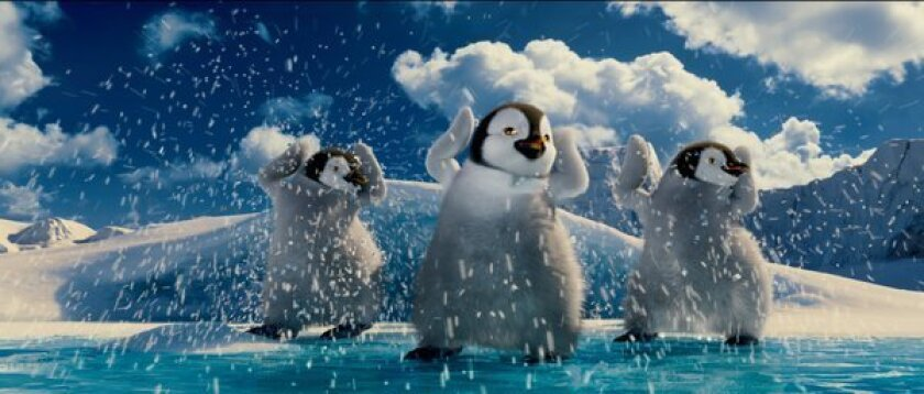 """2011's """"Happy Feet Two"""" was Warner Bros.' last animated release."""
