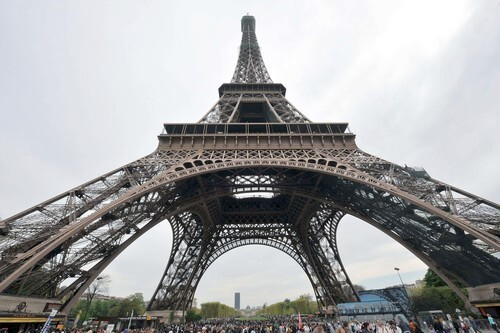 10 things you didn't know about the Eiffel Tower