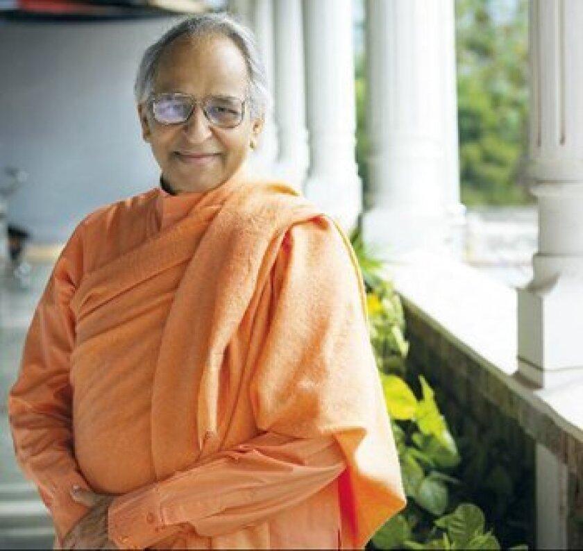 Swami Veda Bharati Photo: Courtesy