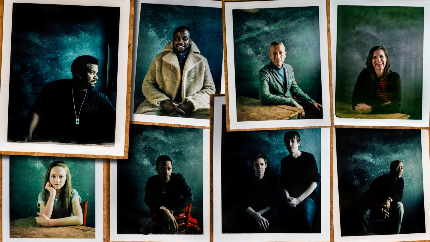 Stars of the 2016 Sundance Film Festival are photographed in the L.A. Times' photo and video studio on site in Park City, Utah. The festival runs through Jan. 31.