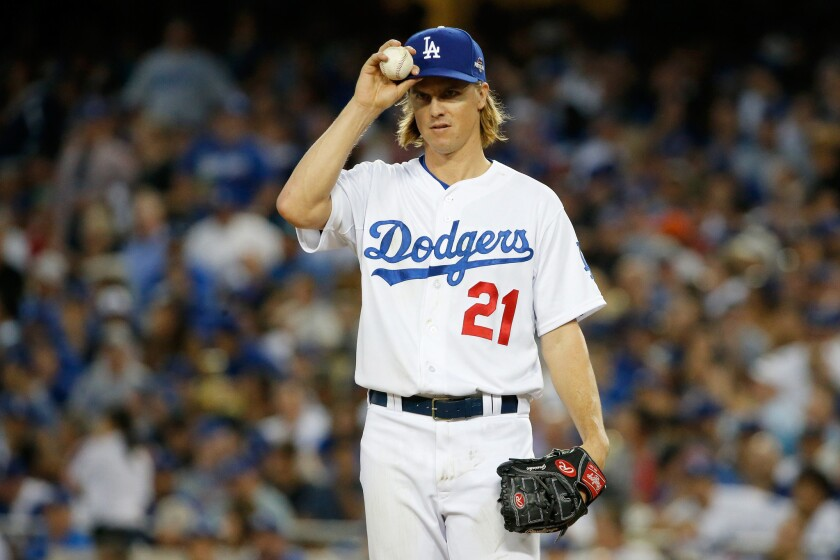 From Zack Greinke to closers, five questions leading into baseball's winter meetings