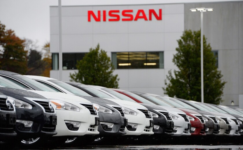 Nissan has recalled another batch of cars because of defects in Takata air bags.