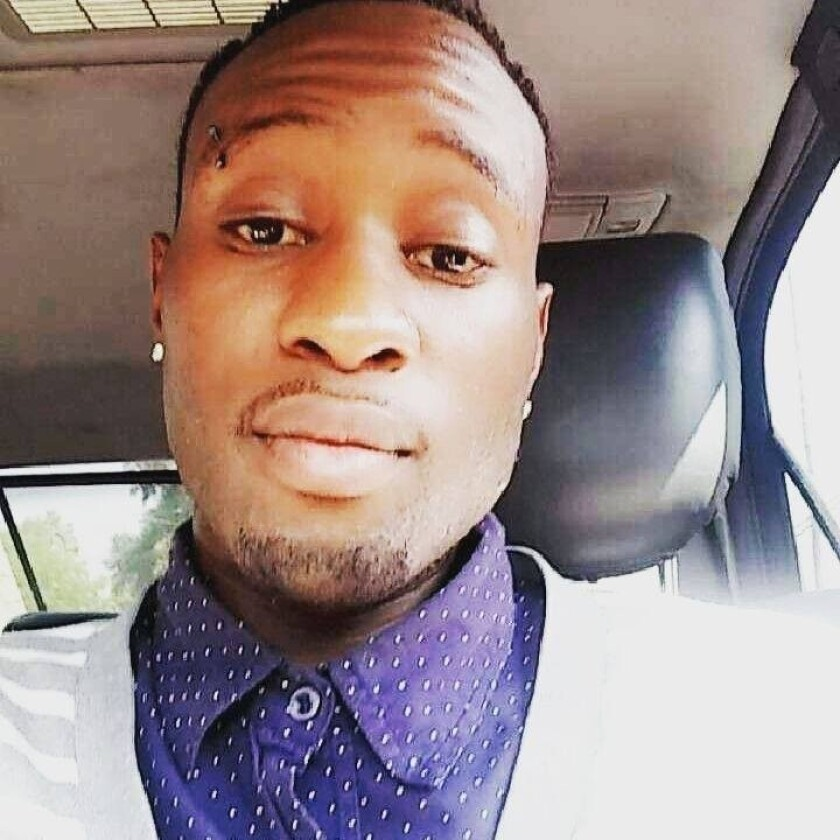 The death of Untyuan Smith, who fell to his death from his fourth-floor balcony, has been deemed suspicious.