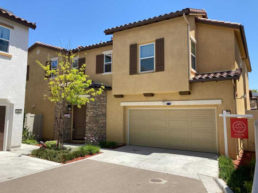 A single-family resale home for sale in Chula Vista