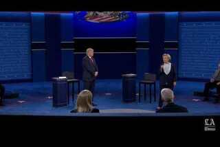 Donald Trump defends lewd remarks caught on video as 'locker room talk'