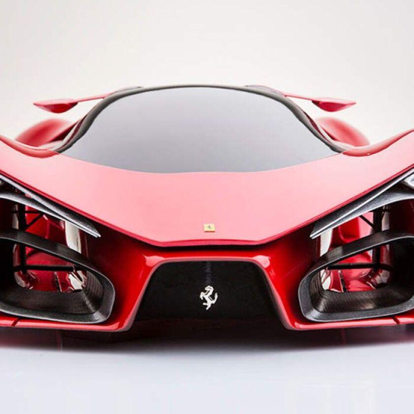 2020 Ferrari: Ferrari Retrasará La Producción Del Modelo Eléctrico Para