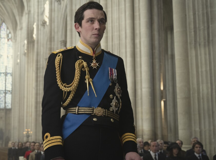 """Josh O'Connor as Prince Charles in Season 4 of """"The Crown."""""""