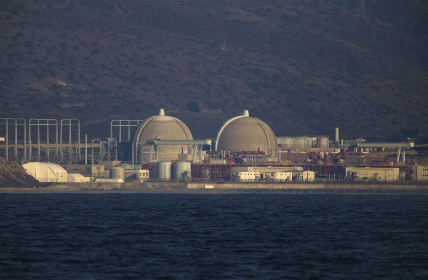 Southern California Edison closed the San Onofre nuclear plant after a leak in a faulty replacement steam generator.