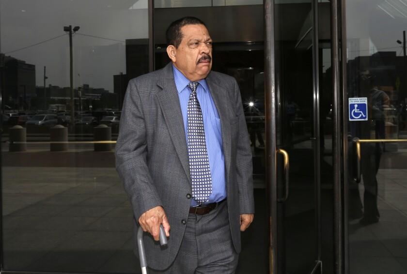 Former Salvadoran Col. Inocente Orlando Montano