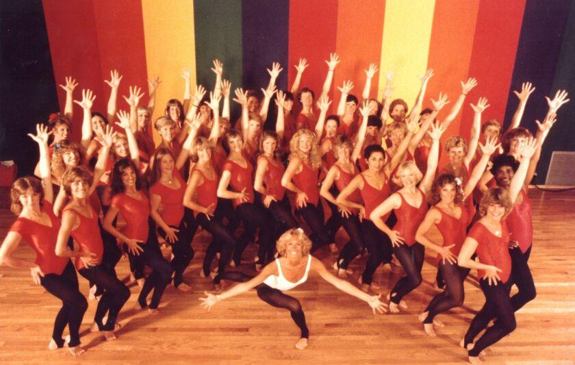 Judi MIssett and Jazzercise instructors in Carlsbad.jpeg
