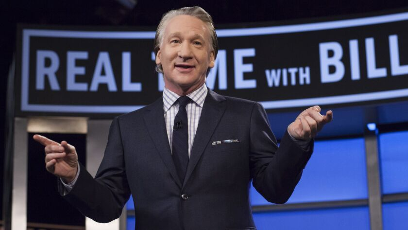 "Bill Maher returns with new episodes of ""Real Time With Bill Maher"" on HBO."