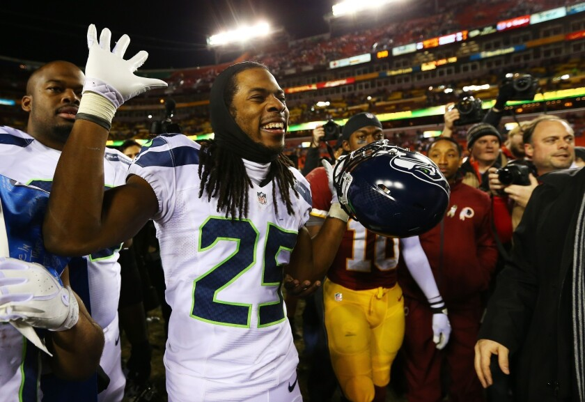 Seahawks' Richard Sherman says 'about half' in NFL takes Adderall