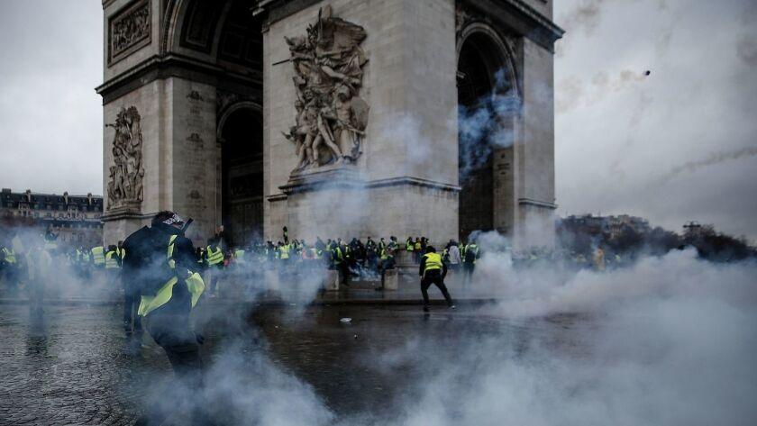Viajeros Paris
