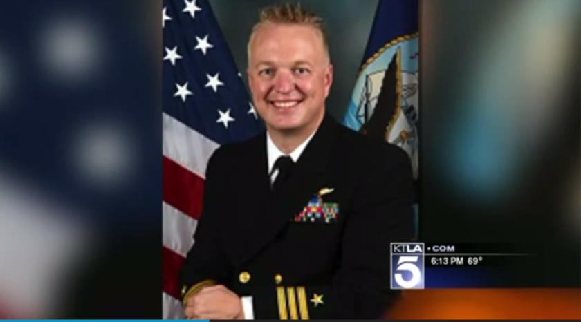 Arrestaron en San Diego a comandante de la Marina por presunto intento de violación
