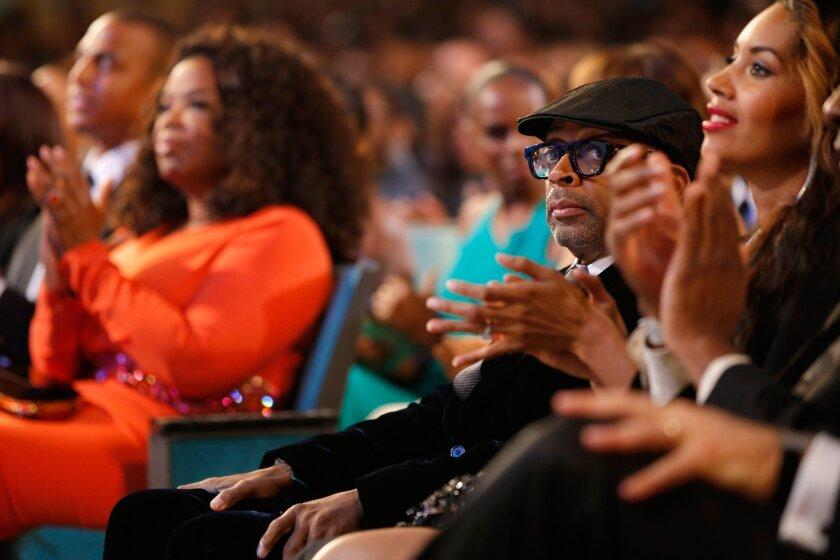 Spike Lee 46th NAACP Image Awards
