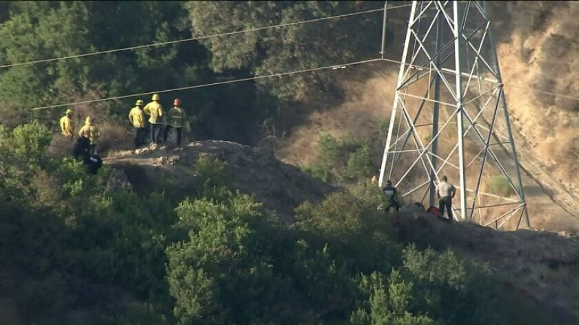 Body found in Griffith Park