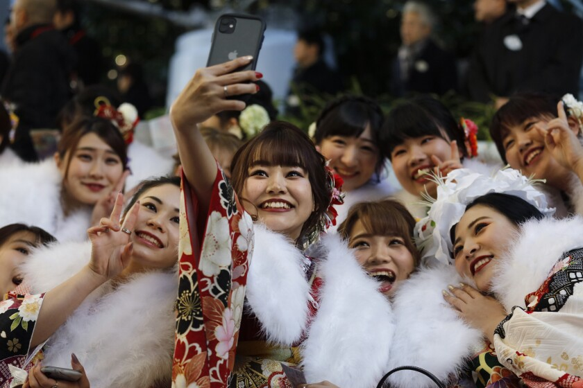 Japan Coming of Age Photo Gallery