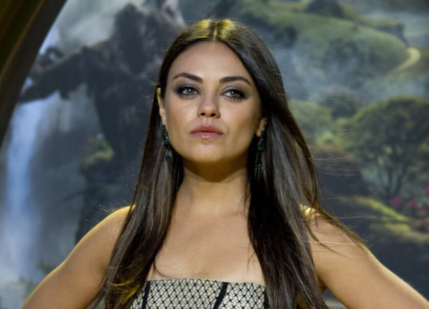 Mila Kunis has been named FHM's sexiest woman in the world.