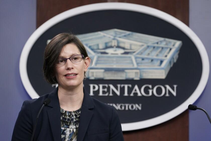 Pentagon in Washington.