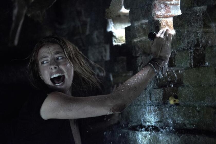 """""""Crawl"""" llevará a los cines del país el horror de un desastre natural"""