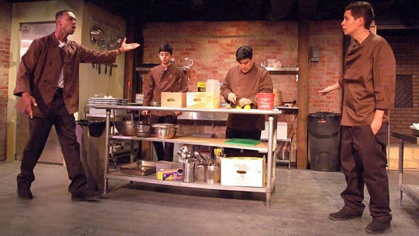'My Mañana Comes' at the Fountain Theatre in L.A.