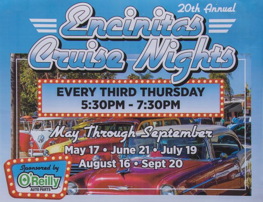 01694-20180816 20th Annual Encinitas Cruise Nights-3rd Thurs 530-730 - JJ Rowleys NSU Ro 80 & many other vehicles+AUDIO-D5