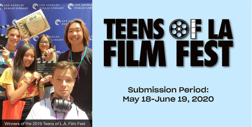 The Teens of L.A. Film Fest is going on now.