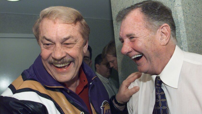 BILL BERTKA JERRY BUSS