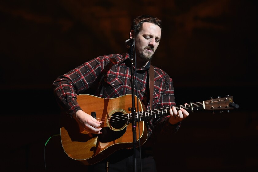 Sturgill Simpson has tested positive for COVID-19.