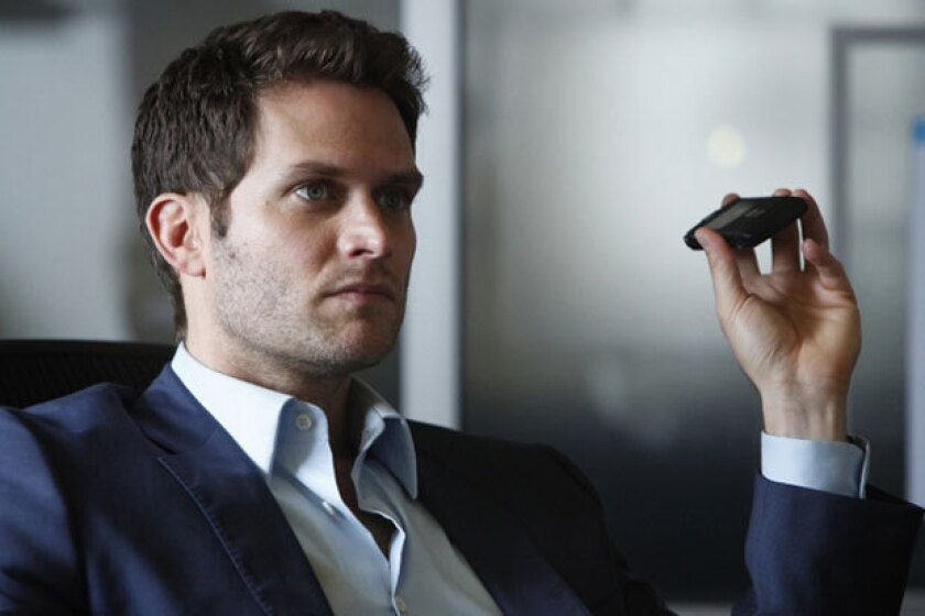 """Steven Pasquale plays Dr. Jason Cole, a doctor with a split personality, in NBC's """"Do No Harm."""""""