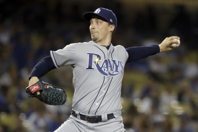 Rays Snell No Pay Cut Baseball