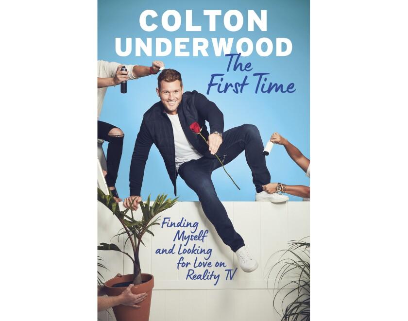 Books Colton Underwood