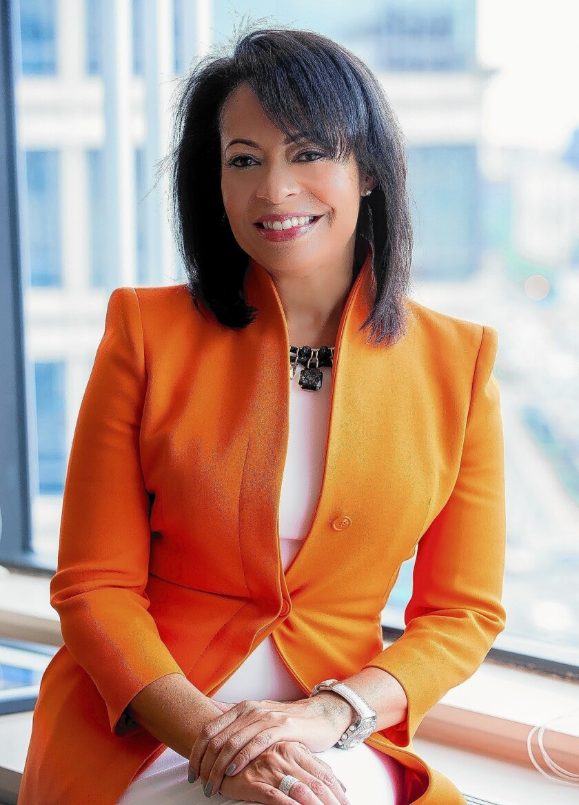 Deryl McKissack, 52, is president and CEO of McKissack & McKissack, which manages about $15 billion in construction projects.
