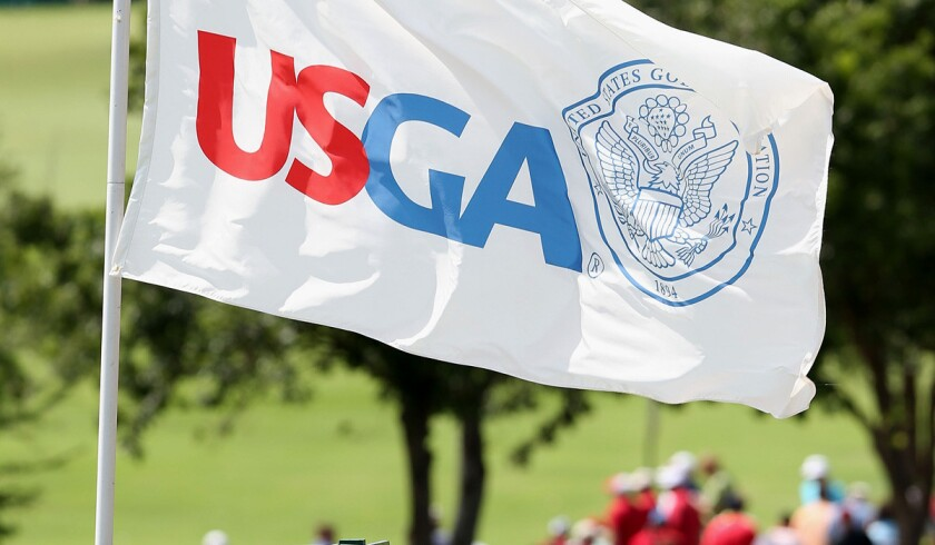 The United State Golf Assn. has agreed have reached a preliminary agreement to stage the U.S. Open at the ultra-exclusive club's North Course in 2023.