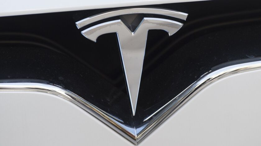 """Tesla put together an """"entire new general assembly line"""" in three weeks with spare parts, Chief Executive Elon Musk said."""