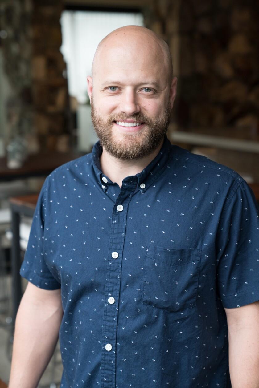 Bar manager TJ Majeske