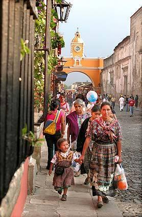 Guatemala, lately
