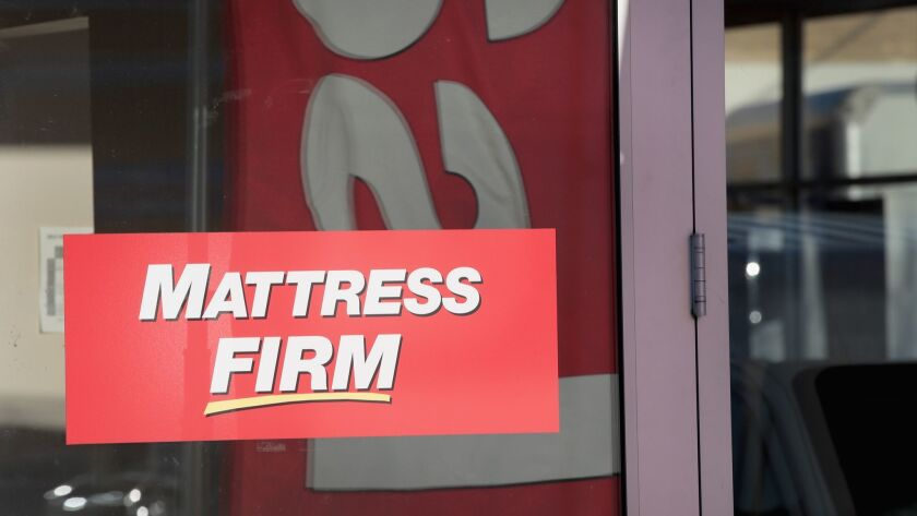 According to analysts, Mattress Firm has had too many locations and done too little to keep up with the crush of online competitors.