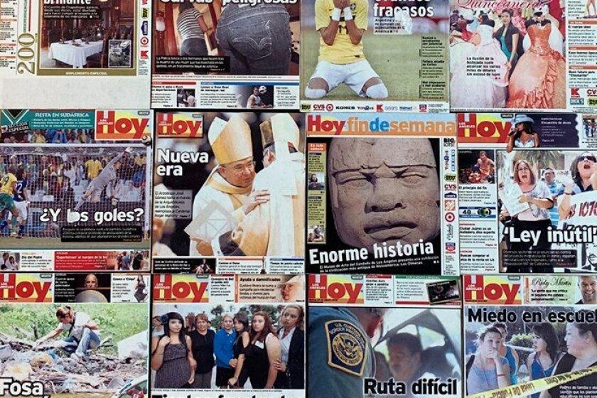 Hoy Los Ángeles: Noticias de California - Hoy Los Ángeles