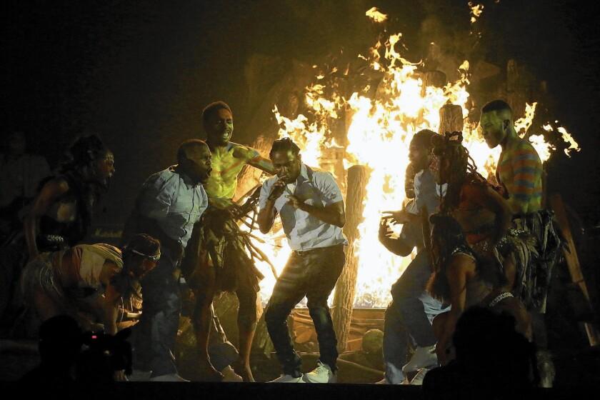 Grammys Kendrick Lamar