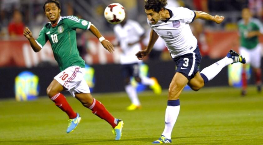 México vs USA... podría ser en la primera fecha del hexagonal.