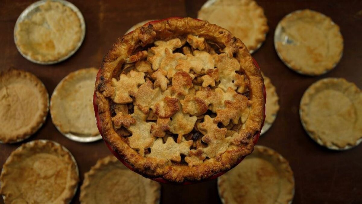 My family recipe rocks apple pie Pie Crust 101 Tips And Tricks For Taking Your Crust To The Next Level Los Angeles Times