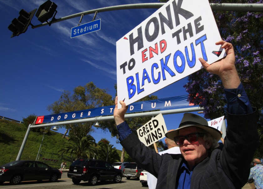 LOS ANGELES, CA - JUNE 1, 2014: Bill Peterson, 54, of Los Angeles, along with approximately 25 othe