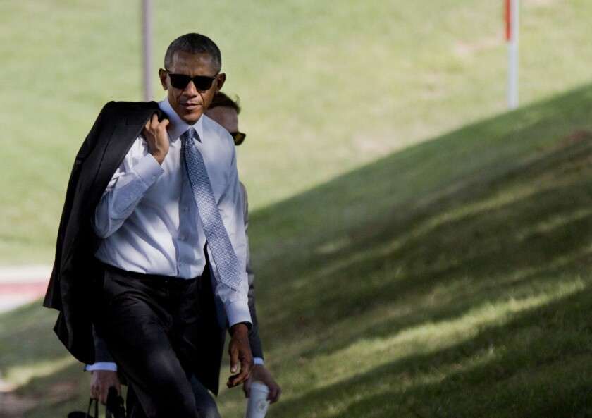 Life got better for pretty much everyone under Obama, Gallup