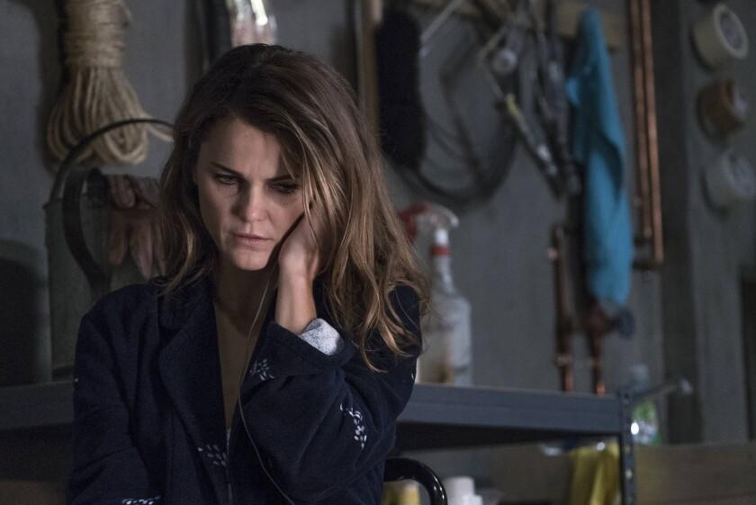 """Keri Russell as Elizabeth Jennings in FX's """"The Americans."""""""