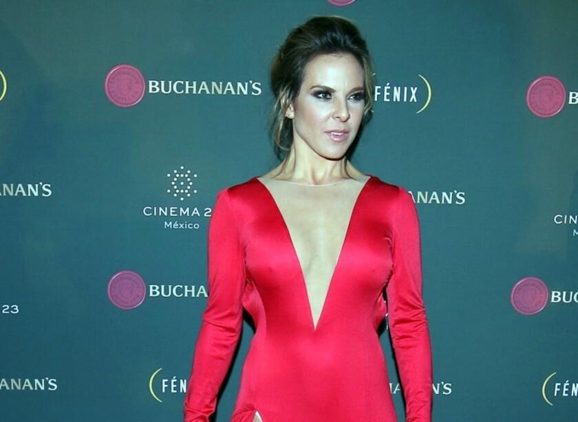 La actriz mexicana ya se encuentra en tierras aztecas, como se supo a través de sus redes sociales.