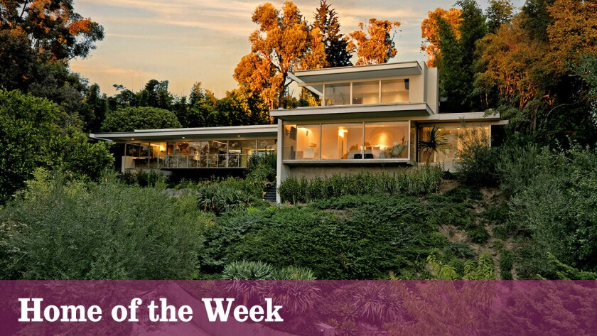 Home of the Week | Bel-Air home by Richard Neutra is polished to perfection